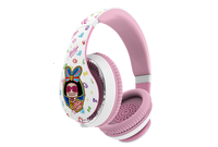 Stereo sound cool design headphone with mic and multi-control button