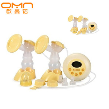 Electric adult breast pump for baby breastfeeding made in China pump breast