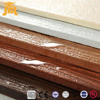 decorative exterior wooden wall panels fireproof building materials