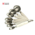 7pcs Oval Shape Stainless Steel Measuring Spoon