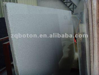 Cristallo di quarzo bianco pietra vetro e specchio bianco piastrelle