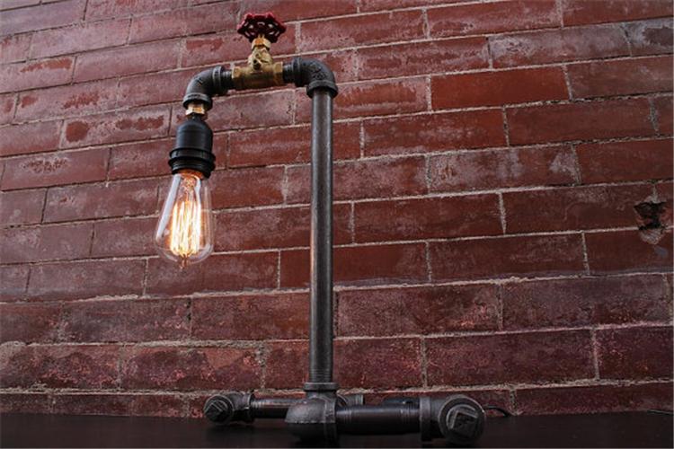 lampadari stile industriale da parete : ... stile lampade da tavolo/illuminazione per bar/bar/hotel-Lampadari-Id