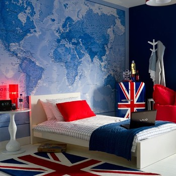 Hot sale high quality removable boy bed room world map wallpaper hot sale high quality removable boy bed room world map wallpaper gumiabroncs Gallery