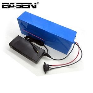Customized 12v 14.8v 18v 24v 36v 48v 52v 4.4Ah 10Ah 20Ah 30Ah lithium ion/lifepo4 battery pack with BMS for e bike solar system