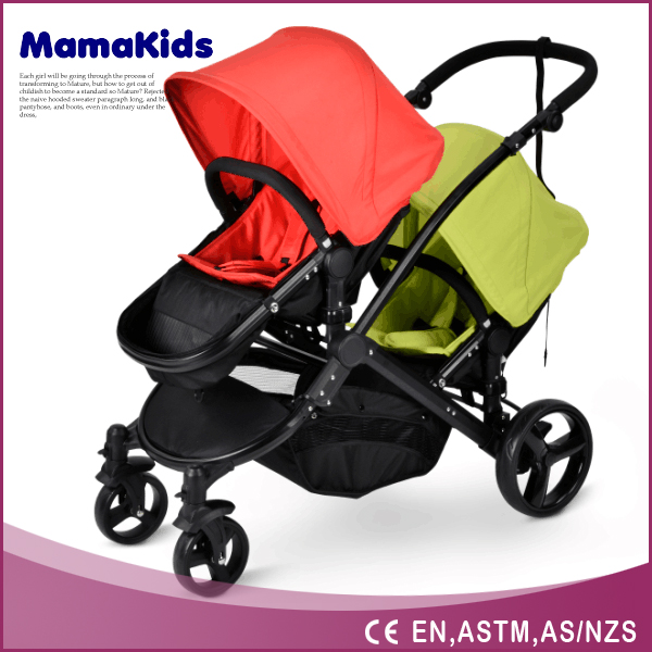 twin baby stroller item DB-9 good price hot sales factory produce