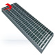 Low Carbon Steel Grating Floor Drainage Pit Cover