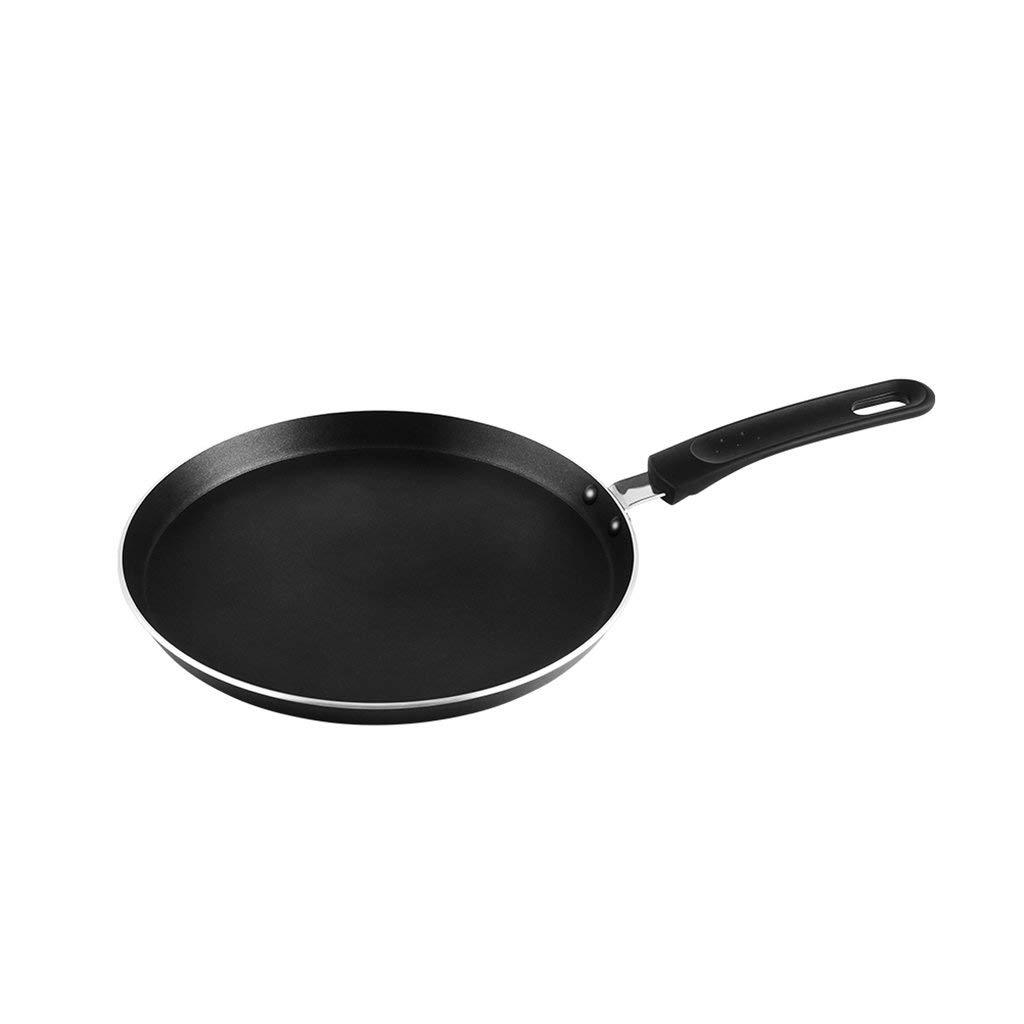 "YONGJUN Shallow Mouth Frying Pan - 6/8/10"" frying Pan, Non-stick Pan, 20/24/26 Cm, Pan Pan, Smokeless Pan, No Glass Lid, Dishwasher Safe, Smokeless Grill Pan (Size : 8inch)"