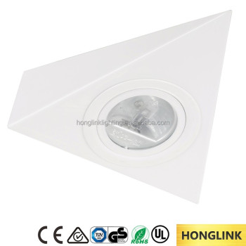 White triangular 12v g4 halogen under cabinet light buy 12v g4 white triangular 12v g4 halogen under cabinet light mozeypictures Gallery