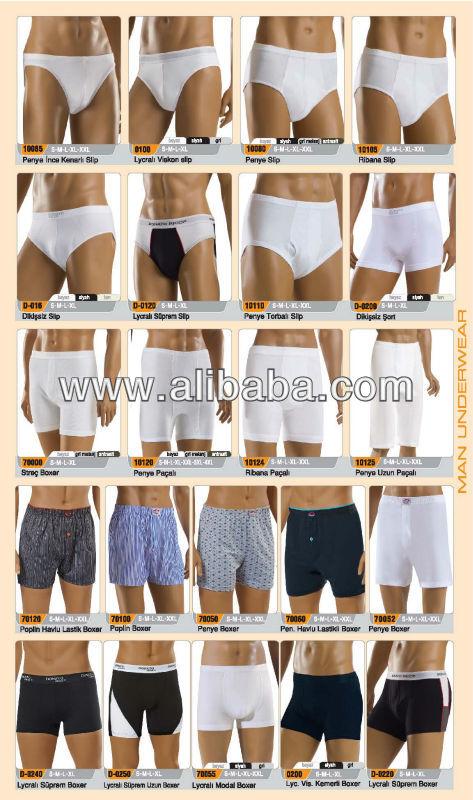 Turkey Boxer Underwear Man 2c46400e5