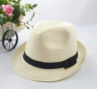 Beautiful Man Made Fedora Straw Hat