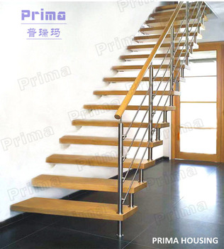 Simple Design Wooden Wire Railing Cantilever Staircase Buy Wire Railing Cantilever Staircase Cantilever Wooden Staircase Wire Railing Wooden