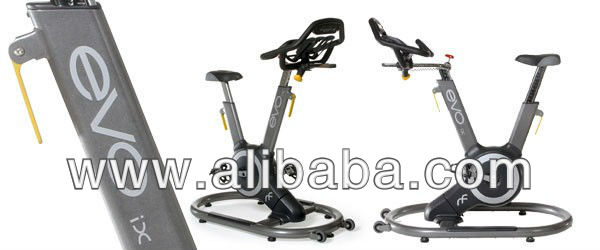 USA Relay Fitness Exercise Swing GYM Indoor Cycle Bicycle Bike EVO IX - Grey