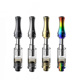 1ml glass vape cartridge .3 ml diamond vape pen refillable oil cartridge 510 thread cbd crystal vaporizer pen