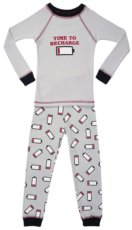 Brian the Pekingese Boys 100% Organic Cotton Pajamas