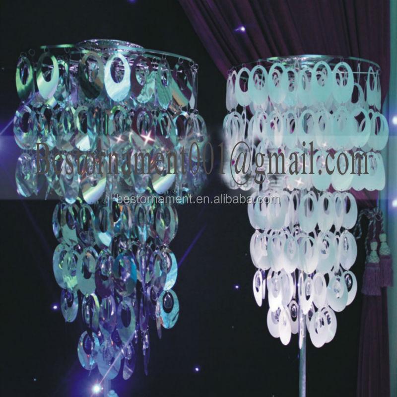 Wedding Decoration Plastic Chandeliers Wedding Decoration Plastic – Chandeliers for Weddings Decoration