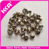 Fashion colorful and good selling stone rivets and studs