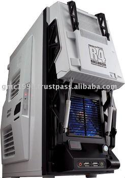 Gmc R4 Bulldozer White Computer Case