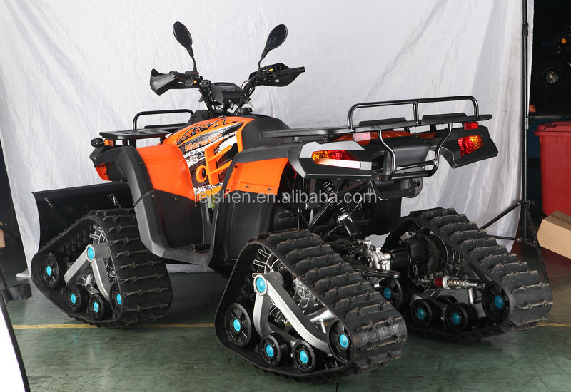 400cc 4x4 shaft drive atv with snow track fa h400 view 400cc 4x4