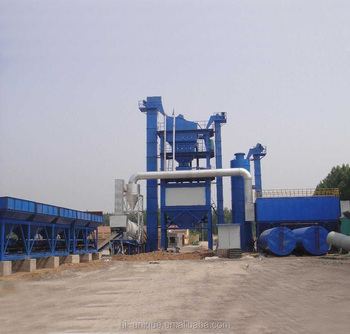 Multifunction Road Construction LB2500 Asphalt Mixing Plant Made in China