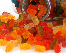 GMP Certified OEM Bear Vitamin C Gummy Candy