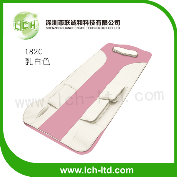 2014 NEW HOT SALE Electric Healthy care kneading shiatsu 3 in 1 relax body massage mattress made in China