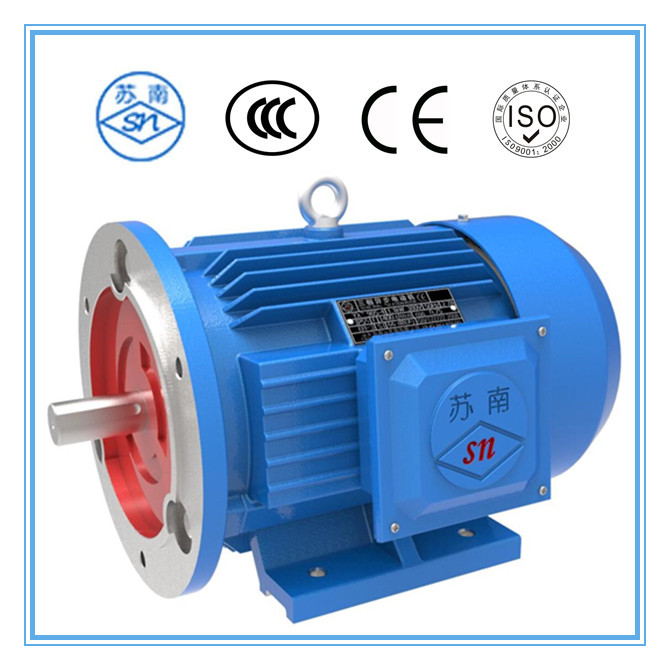 mutil-speed nema standard high efficiency motor with gearbox