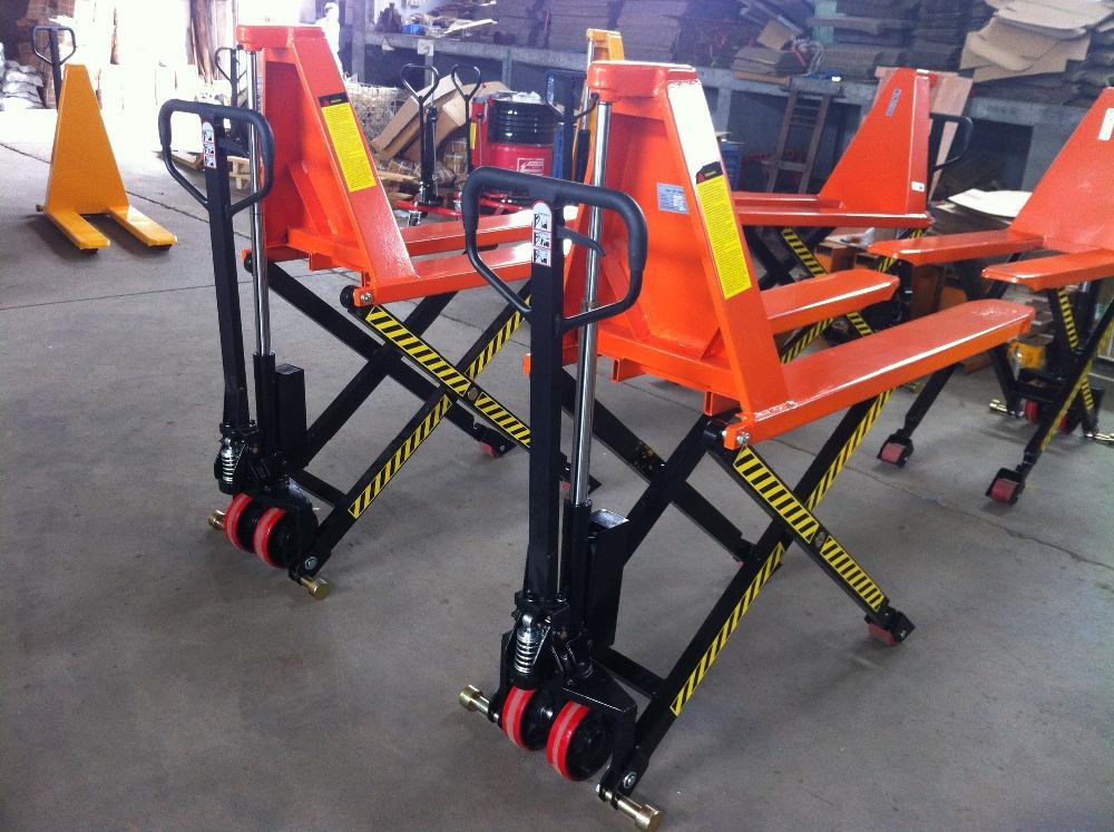 HS-0809 High Lift pallet truck - Pallet Trucks and Pump ...  |High Lift Pallet Jack