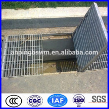 international standard galvanised floor outdoor drain grates and frames