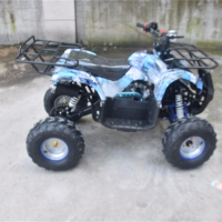 Tao Motor Benzine Mini Kids Gas Powered ATV 50cc ATSA50A