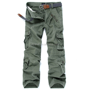 New Fashion Latest Design Mens Outdoor Cargo Hiking Military Casual Baggy Jeans Pants Trousers