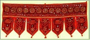 Ethnic India Door Hanging Decoration