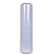 top qaulity stretch film transparent wrapping paper roll