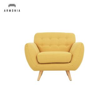 New Design Modern Yellow Fabric Single Seat Sofa Chair - Buy Single Seat  Sofa Chair,Fabric Single Seat Sofa Chair,Modern Fabric Single Seat Sofa  Chair ...