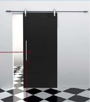 bathroom sliding glass barn doors