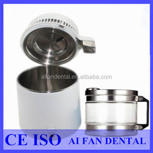 [ AiFan Dental ] New Generation White Laboratory Stainless Steel Water Distiller With Glass Jug Or PC Jug AF-WD12