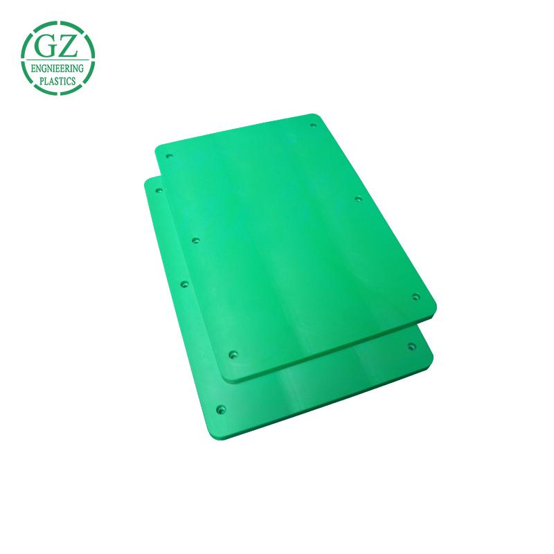 Инженерный пластиковый Полиэтиленовый лист пэвп высокой плотности