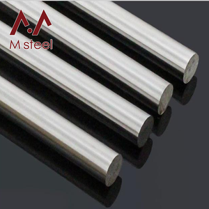 Polishing Bars Alloy Threaded Ansi 304 Stainless Steel Round Bar