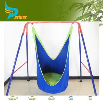 Hanging Seat Hammock Kids Baby Pod Swing Chair