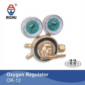 American Type welding regulator victor style gas Oxygen Regulator for single stage with heavy duty