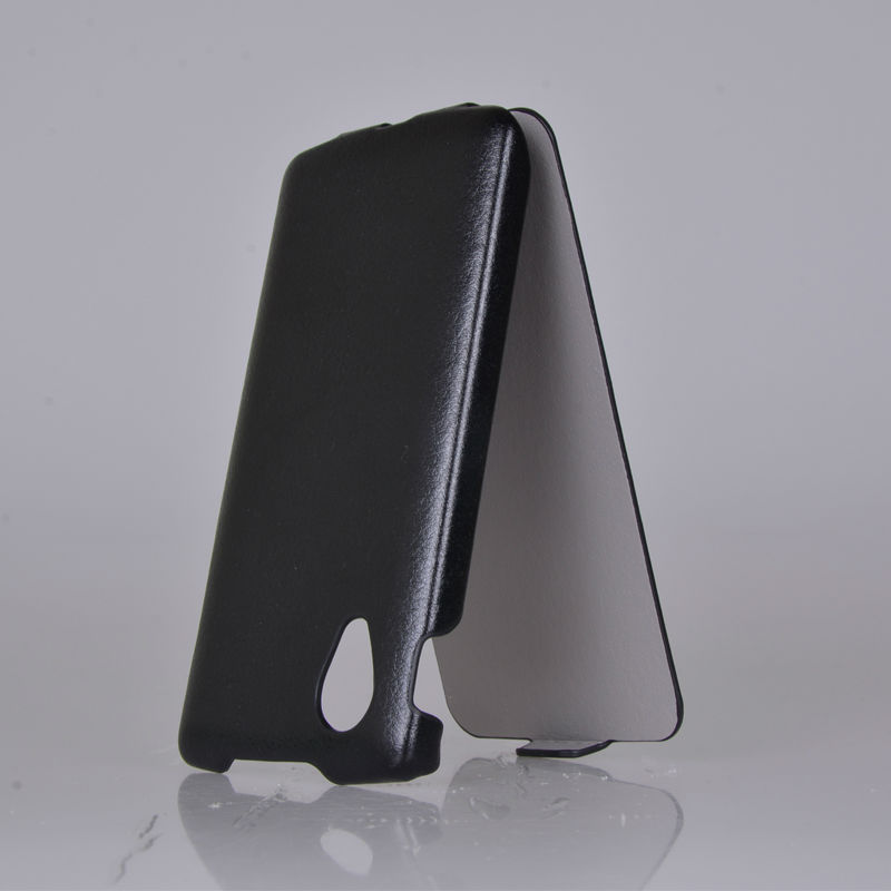 Compact Slim Leather Flip Black Front Back Cover Case for <strong>Google</strong> Nexus 5
