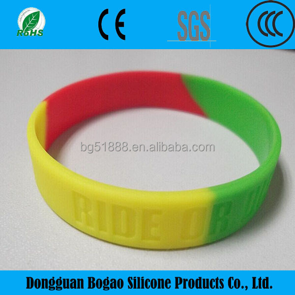 Wholesale Silicone Loom Band Silicone Band Silicone Arm Band