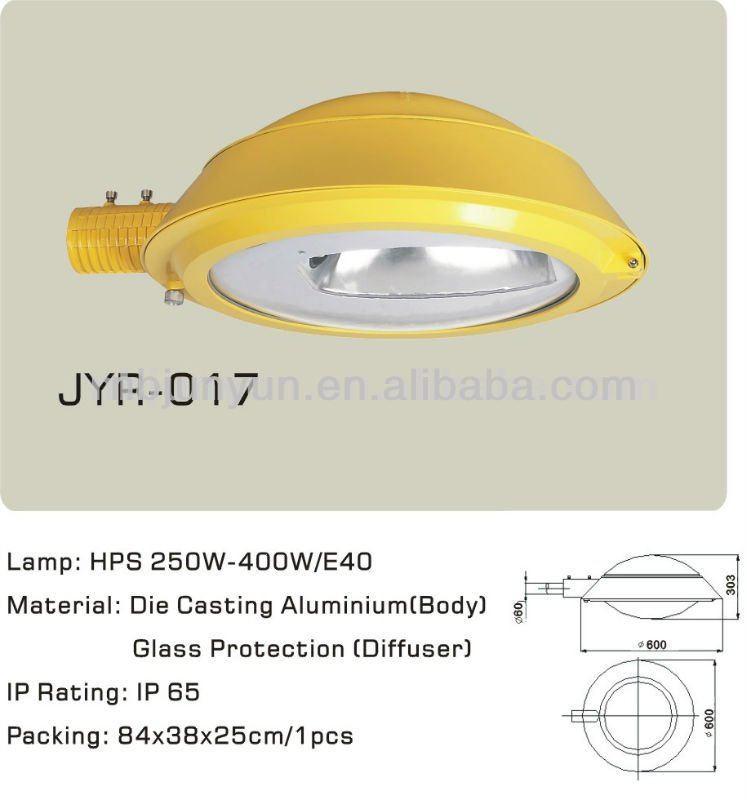 Ballast 400w Hps Street Light