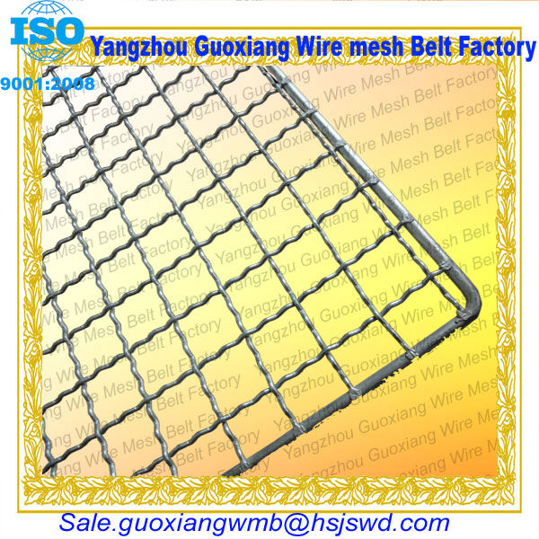 Inexpensive mesh cable stainless steel tray