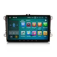 Car stereo 4G WiFi DAB TPMS GPS Erisin ES3818V Android 8.1 car radio dvd player for VW GOLF