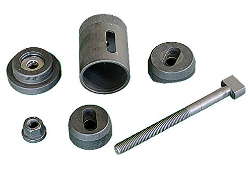 NST APP-2013 BMW E46 E85 Rear Subframe Differential Bushing Extractor And Installer Tool Set