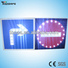 Topsafe CE Approved 1000m LED Solar International Traffic Signs