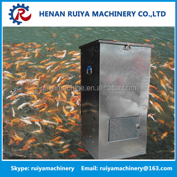 automatic fish food feeder-fish farm feeder-auto fish feeder