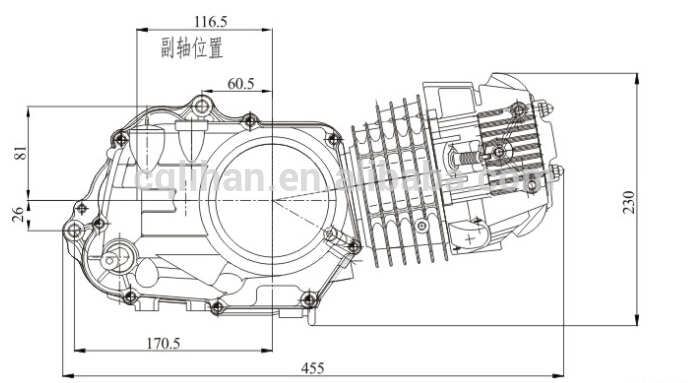 zongshen 125cc engine diagram clutch 125cc mini chopper