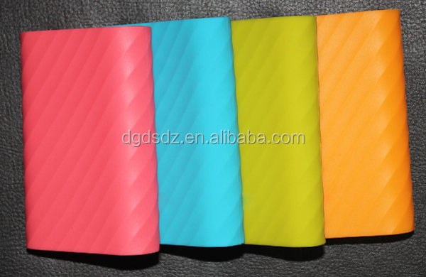 silicone protective cover sleeve products for wireless charger