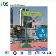 Fitness and recreational facility outdoor portable basketball stand for sale